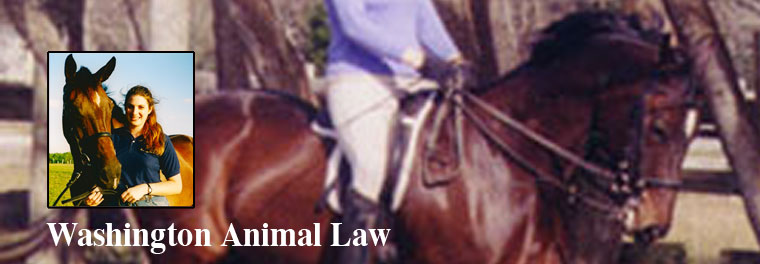 Washington Animal Law